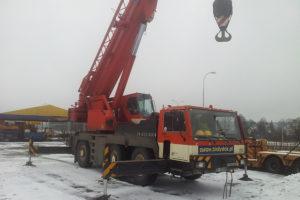 LIEBHERR LTM 1050/1
